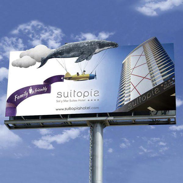City Comunicación, publicidad exterior: Monopostes